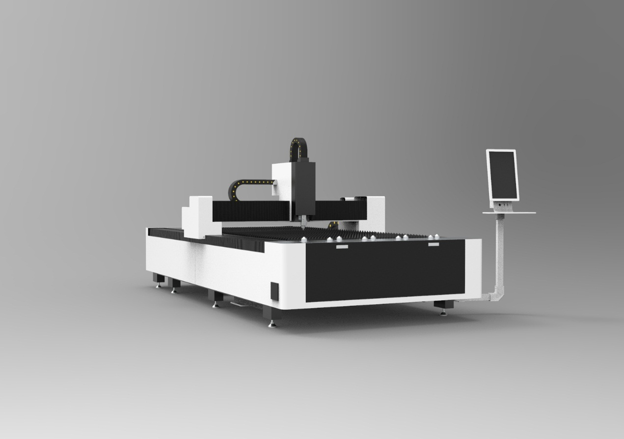 Cleaning and maintenance of the fibre laser cutting laser head