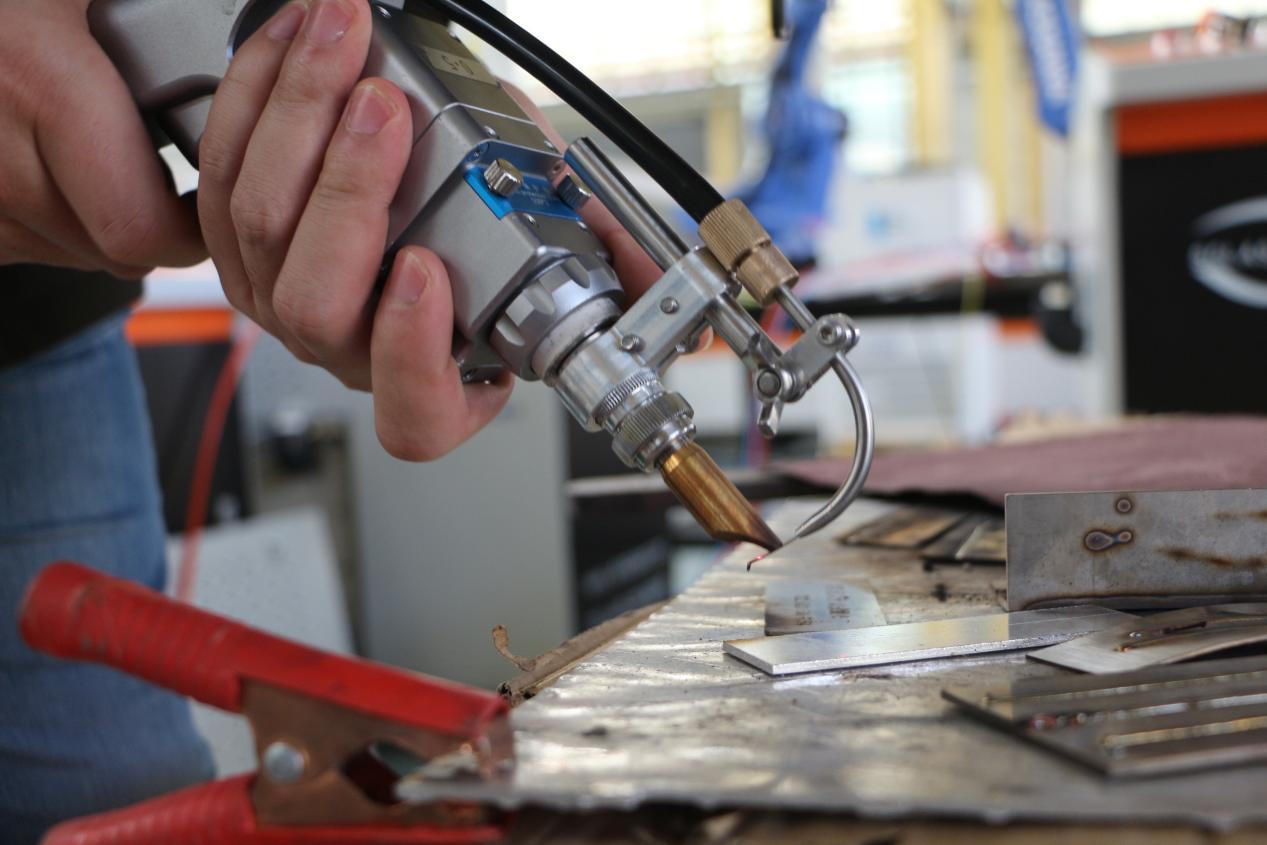 Laser welding makes aluminum alloy welding more efficient