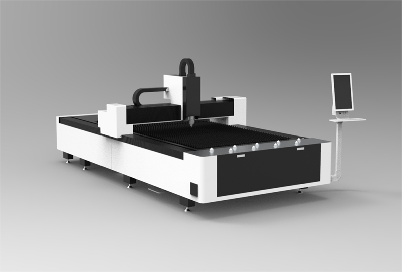 Analysis of the influence of different powers of fiber laser cutting machine on cutting quality