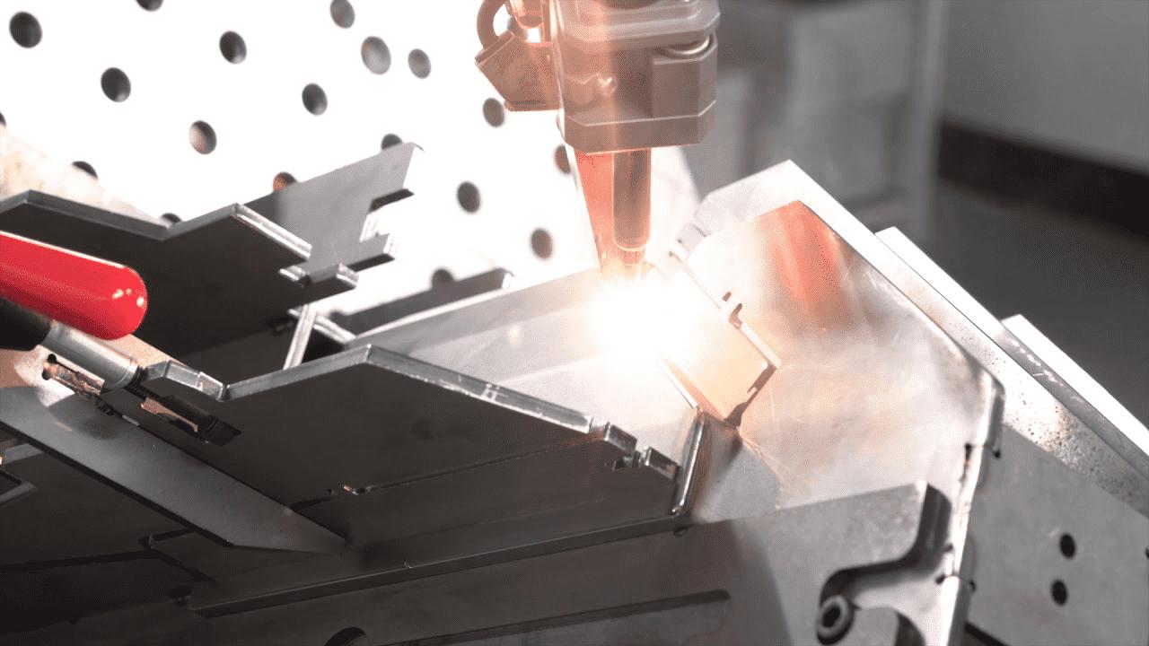 Laser welding machine four welding methods introduced