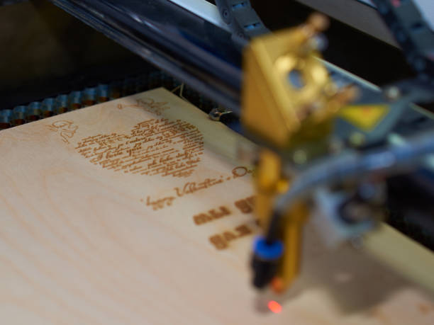 Why laser engraving machines cannot engrave metal?